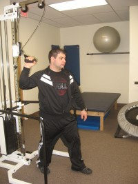 rotatore cuff strengthening